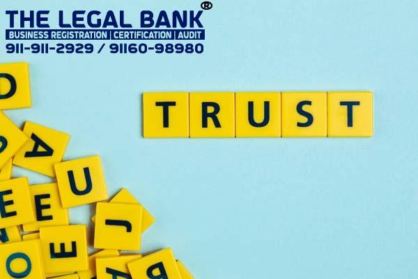 Top Trust Registration Consultant in Jaipur